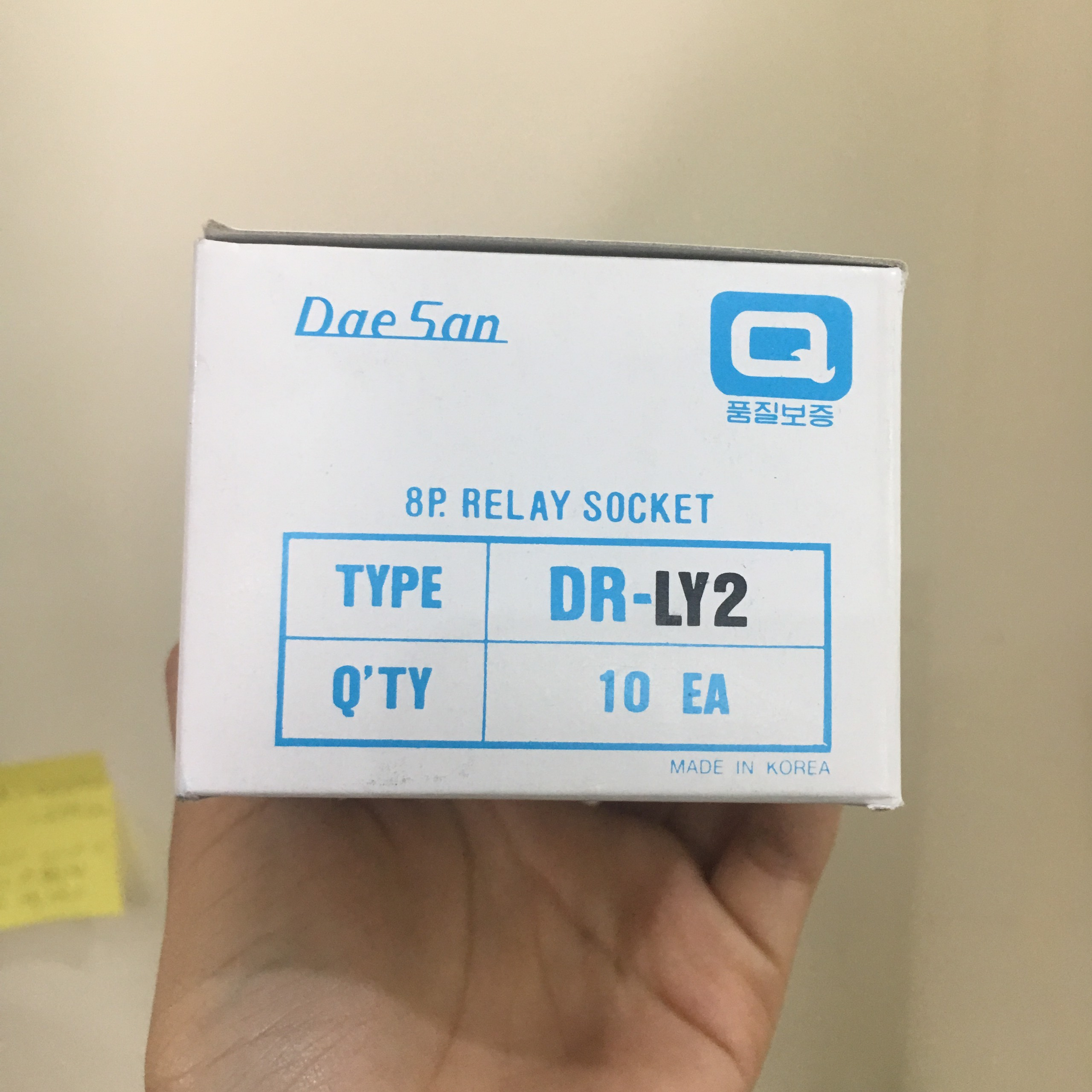 Relay Socket DR-LY2